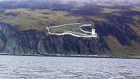 Lighthouse on Islay between Jura & Islay