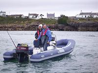 Anglesey cruise and moelfre lifeboat day.