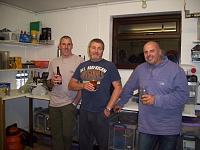 November 2011 at Aberdovey.