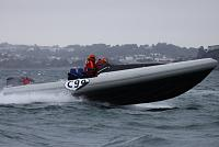 In action at the ORDA Torquay race 29th May 2011 where it came 1st in class and 3rd overall after 100 miles in force 6 conditions!