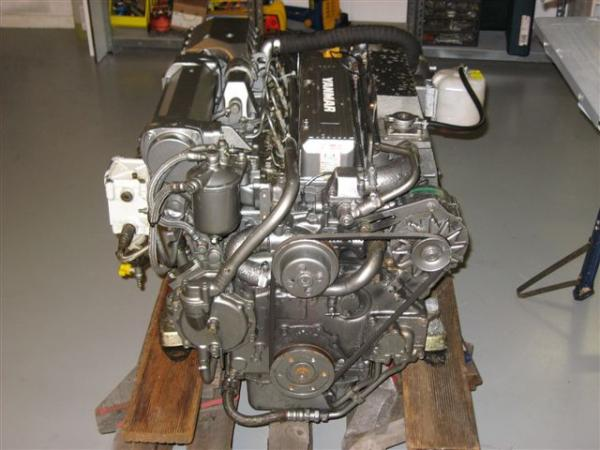 engine without boat